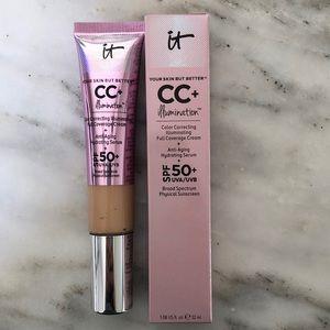 IT Cosmetics CC+ Cream with SPF 50+ in Medium